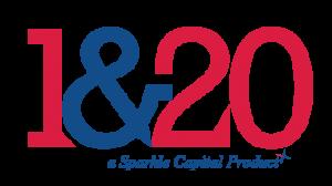 1 & 20 Logo
